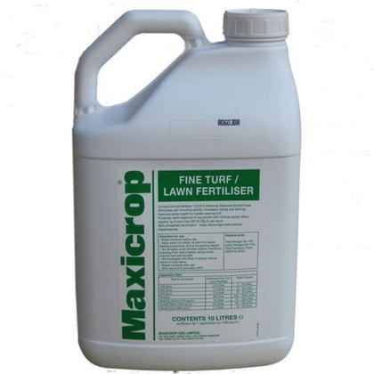 MaxiCrop Liquid Lawn Fertiliser